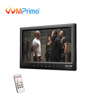 AMPrime Car Monitor 7 Rear View Monitor Dashboard Display Screen LCD DVD / GPS / TV Rearview Parking System for Cars / Bus