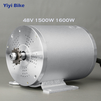 48V 1500W 1600W Electric Bicycle DC Motor Brushless Gear Motor For Electric Conversion Kit Scooter ebike Mid Drive Motor