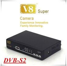 Nueva llegada HD V8 Súper apoyo 3G Wi-Fi Lan Powervu Youporn iptv DVB-S2 Receptor de Satélite soporte Cccam Newcam Mgcam