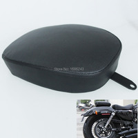 New Soft Rear Passenger Seat for Harley 48 72 Forty Eight XL1200X XL1200V 2010-2015 Free Shipping