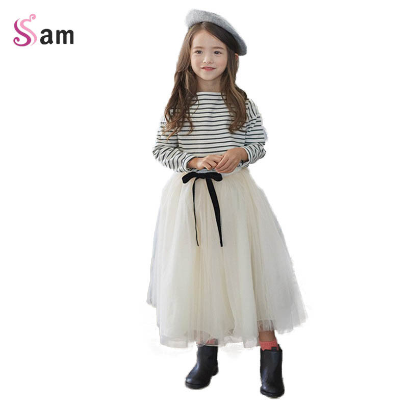 2017 New Korean Child Clothing Teenager Kids Clothes