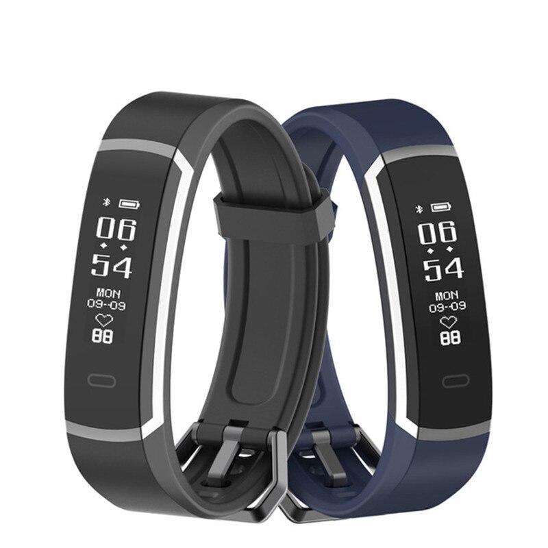 Tragbare Geräte Unterhaltungselektronik R3 Smart Armband Männer Frauen Wasserdicht Armband Kontinuierliche Herz Rate Monitor Gesundheit Fitness Tracker Smart Band Gt105