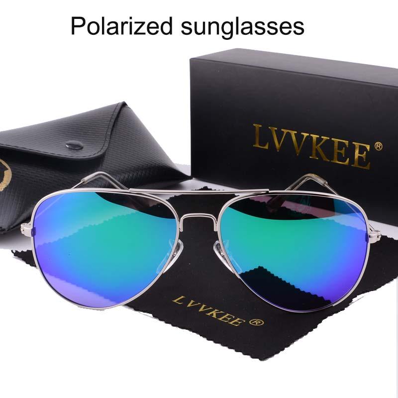 e4204876f5 Detalle Comentarios Preguntas sobre Lvvkee lujo gafas de sol polarizadas  2018 hombres gran marco Anti reflejo gafas de sol conducción mujeres 3026  UV400 ...