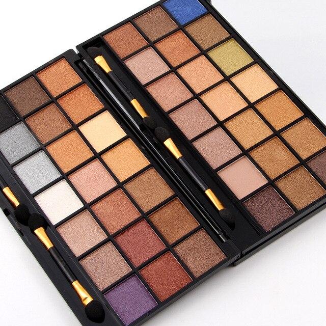 Южная Америка Окраски Pro 21 цвет Палитра Теней Для Макияжа Голая Палитра Maquiagem Красоты Оригинальные Цвета Smokey Eye Shadow
