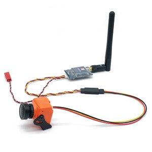 Image 2 - FPV комбинированная система 1200TVL камера + 5,8G 40CH 600 мВт Передатчик с микрофоном широкое напряжение для RC Quadcopter FPV Racing Drone