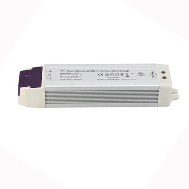 50W Dimmable LED Driver AC200-250V To DC 12V Constant Transformer Power Supply For LED S ...
