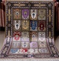 Mingxin Carpet 4x6 handmade turkish rugs prayer china silk carpet factory for home area rug