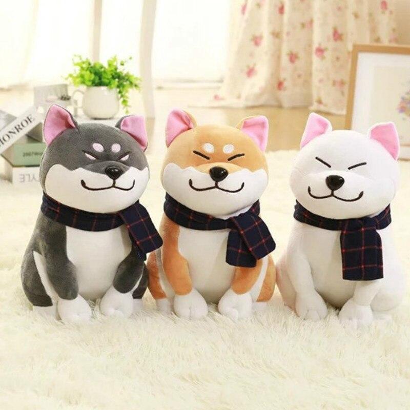 Милая 3D Собака Шиба ину подушка для собак японская плюшевая кукла игрушка подушка собака животное плюшевый диван Декор подарок на день рождения 25 см-in Подушка from Дом и сад on Aliexpresscom  Alibaba Group
