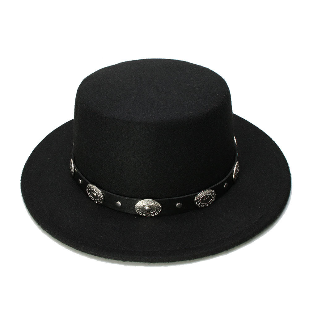 10bf630c0d04e3 top 10 most popular men fedora hat punk ideas and get free shipping ...
