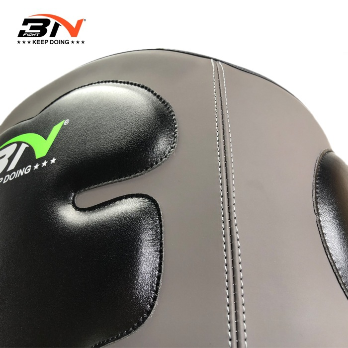 MMA Sparring Boxing Muay Thai Belly Pad Stomach Protector Chest Body Shield Kicking Martial Arts Abdomen Guard Waist Trainer DCE