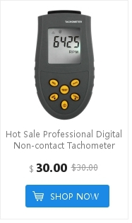 Tipo do não-contato do laser do tacômetro