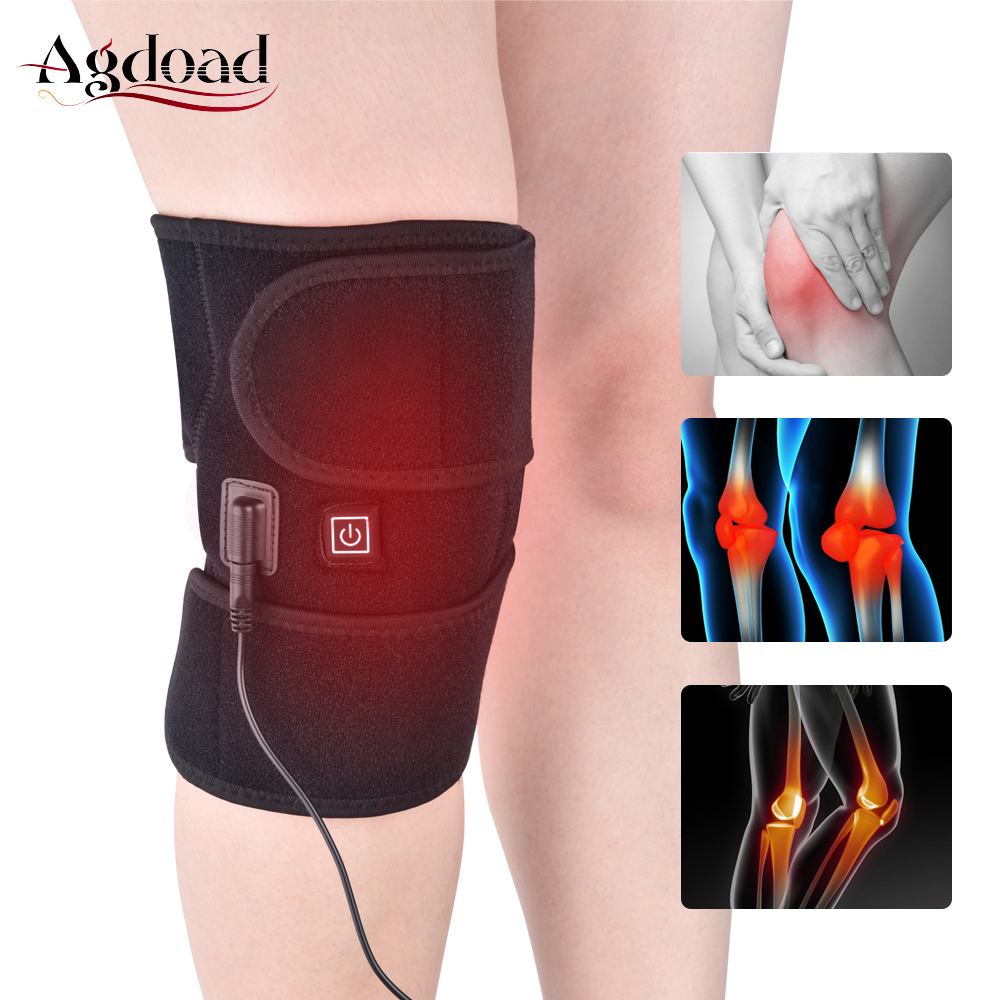Arthritis Knee Support Brace Infrared Heating Treatment For Relieve Knee Joint Pain Knee Rehabilitation(China)