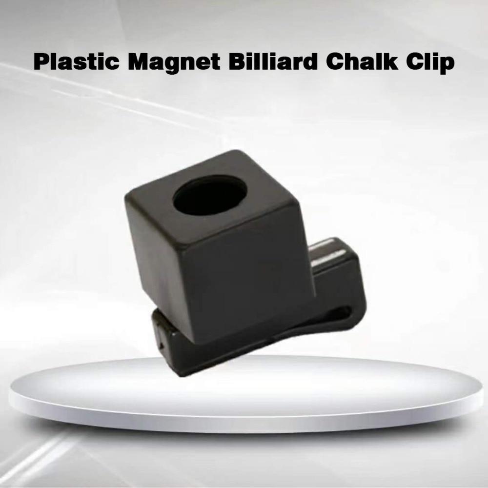 Magnetic Billiard Pool Cue Chalk Holder