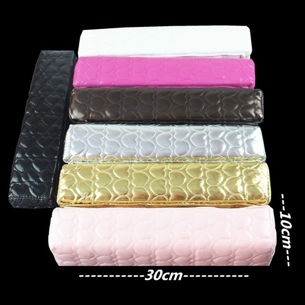 Silikon Hand Kissen Anself Nail Art Tisch Matte Halter Pad Waschbar Faltbare Arm Rest Kissen Maniküre Werkzeug Werkzeuge & Zubehör