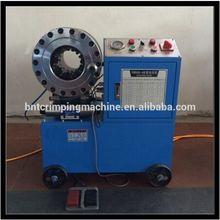 Chine BNT68 1/4 «2» portable presse hydraulique pour tuyau raccord