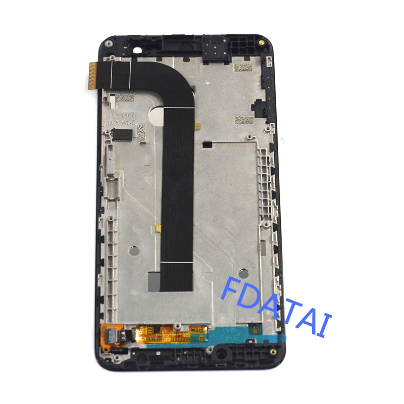 LCD Display With Frame+Touch Screen Glass Replacement For Wileyfox ...