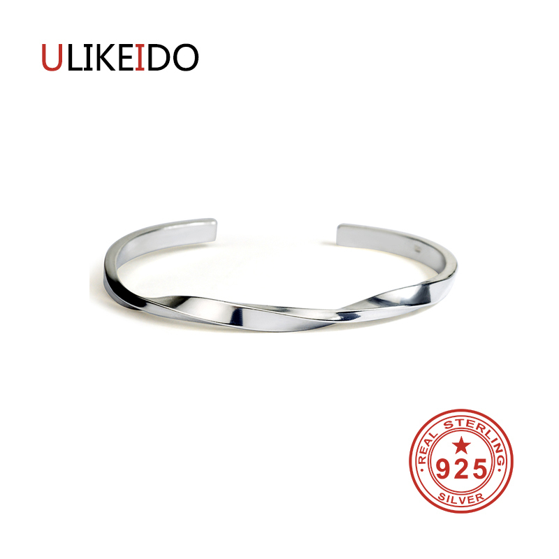 100% Pure 925 Sterling Silver Bangles Men Fashion Punk Hand Chain For Women Thai Silver Jewelry Charm Bracelet Homme 1372100% Pure 925 Sterling Silver Bangles Men Fashion Punk Hand Chain For Women Thai Silver Jewelry Charm Bracelet Homme 1372