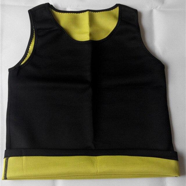Neoprene Men Body Shaper Sauna Sweat Ultra Slimming Belt Belly Abdomen Fat Burn Shapewear Faja Reductora Hombre 3