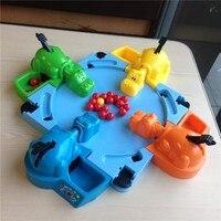 Eltern-kind-interaktion Spielzeug Fütterung Hippo Swallow Perlen Tabelle Spiel Hungrig Hippo Kind Pädagogisches Spielzeug Geschenk Für Kinder spielzeug