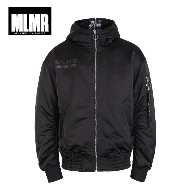 Mlmr 남자 짧은 후드 파카 재킷 jackjones 패션 남성복 218309516-에서파카부터 남성 의류 의  그룹 3