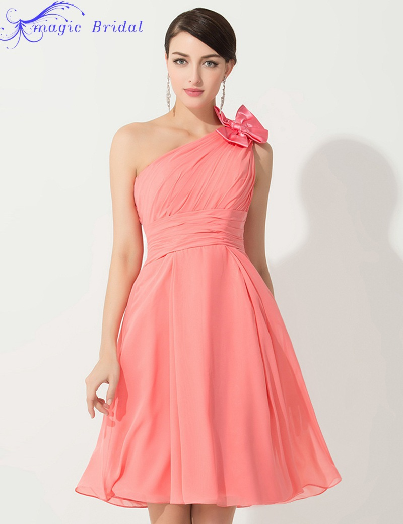Bonito Vestidos De Satén Dama De Honor Menor Patrón - Colección de ...