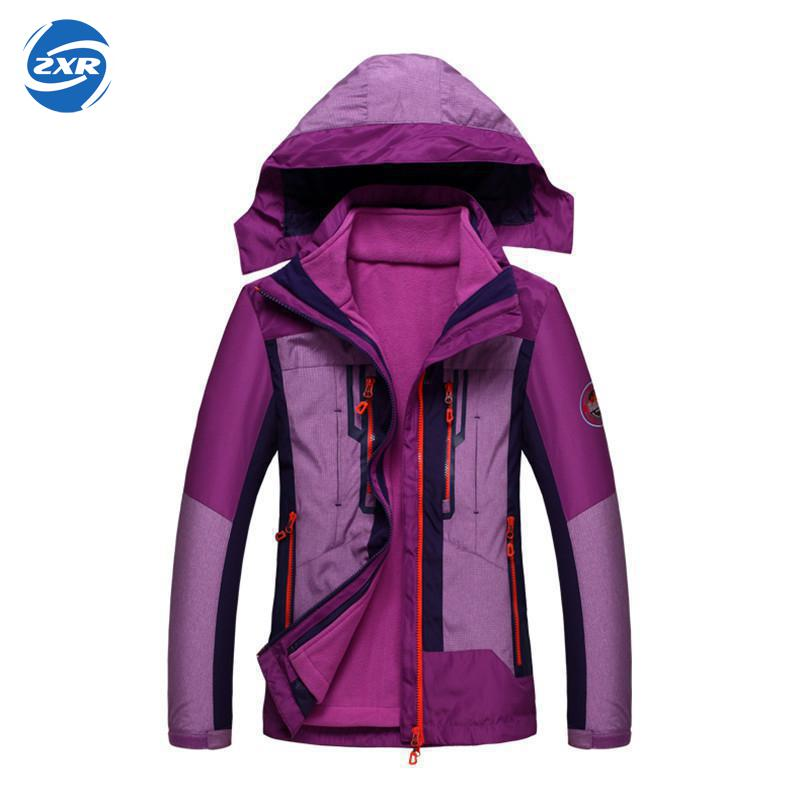 Zuoxiangru Women Winter Fleece Jackets Outdoor Sport Coats Hiking Skiing Trekking Male Female Waterproof Windproof CoatZuoxiangru Women Winter Fleece Jackets Outdoor Sport Coats Hiking Skiing Trekking Male Female Waterproof Windproof Coat