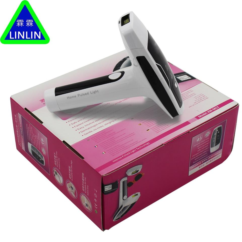 LINLIN Razors IPL Permanent Painless depilator Laser Hair Removal Lady Epilator For Whole Body Bikini Women