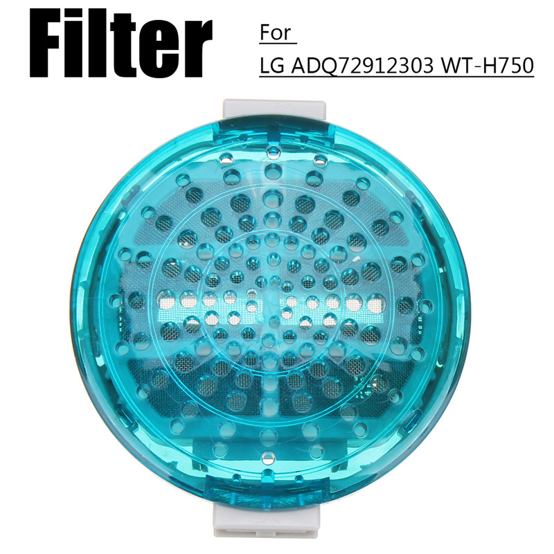 Washing Machine Lint Filter For LG ADQ72912303 WT-H750 Washing Machine Filtration Hair Removal Device Filter Bag Cleaning Tools