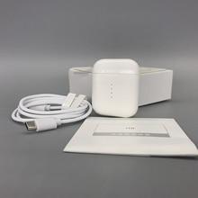 Hevaral оригинальные i10 TWS наушники Bluetooth 5,0 наушники с зарядным чехлом шумоподавление Гарнитура дропшиппинг Беспроводная зарядка