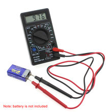 Display Lcd Multimetro Digitale Ac/Dc 750/1000V Amp Volt Ohm Del Tester Del Tester TN88(China)