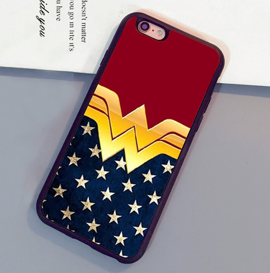 wonder woman iphone 6 case