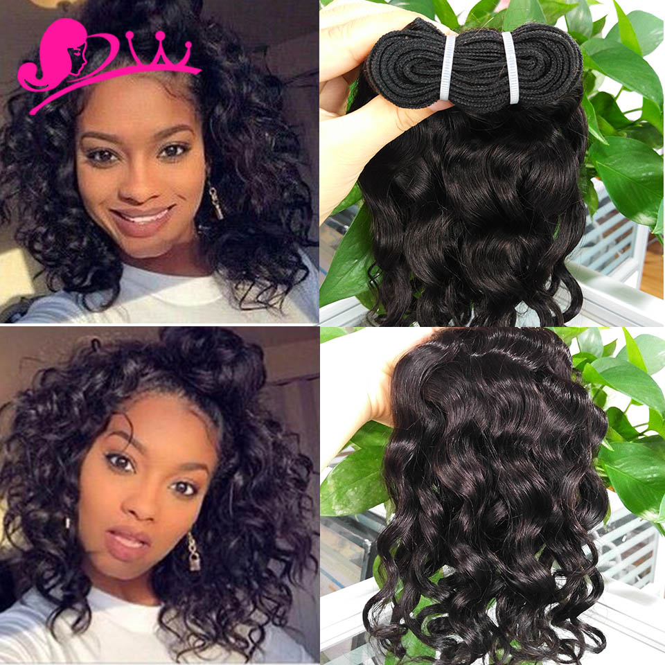 malaysian virgin hair natural water wave 3 bundles cheap malaysian spanish curly human hair weave short bob curl malaysian hair on aliexpress |