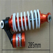 ATV UTV parts 285mm -270mm 1pcs Shocks buffer motorcycle for ktm honda dio kawasaki z800 pitbike pit bike pcx nmax mt 07 guidon