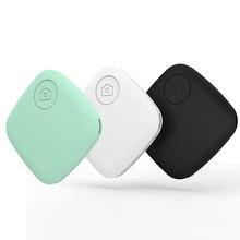 High quality Sensible Finder Wi-fi Bluetooth GPS Tracker Tracer Anti-lost mini GPS location Child Pet Pockets key finder PK nut three W0P39