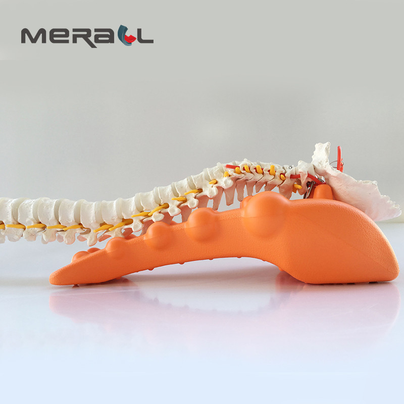 Lumbar Vertebra Soothing Massage Suitable For Waist Neck Back Muscle Pain Relief Relaxation Stress Health Care Massage Device neck cervical traction device inflatable collar household equipment health care massage device nursing care