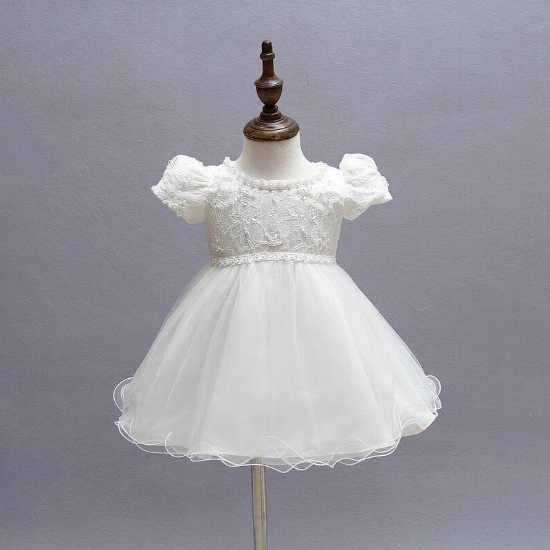Vestido de bautizo para niñas pequeñas Disfraces de navidad para - Ropa de bebé - foto 4