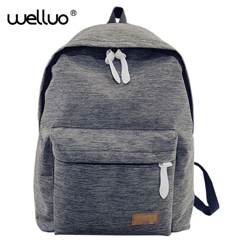 Korea Style Fashion Backpacks for Men and Women waterproof Preppy Style Soft BackPack Unisex School Bags big capacity Bag XA893B men backpack student school bag for teenager boys large capacity trip backpacks laptop backpack for 15 inches mochila masculina