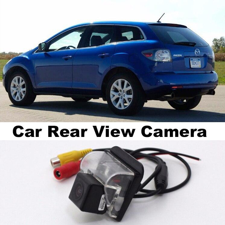 Câmera Do Carro Para Mazda CX 7 CX7 CX 7 , 2007 ~ 2013 De Alta Qualidade  Rear View Back Up Da Câmera Para Top Gear Amigos Uso | CCD Com RCA ...