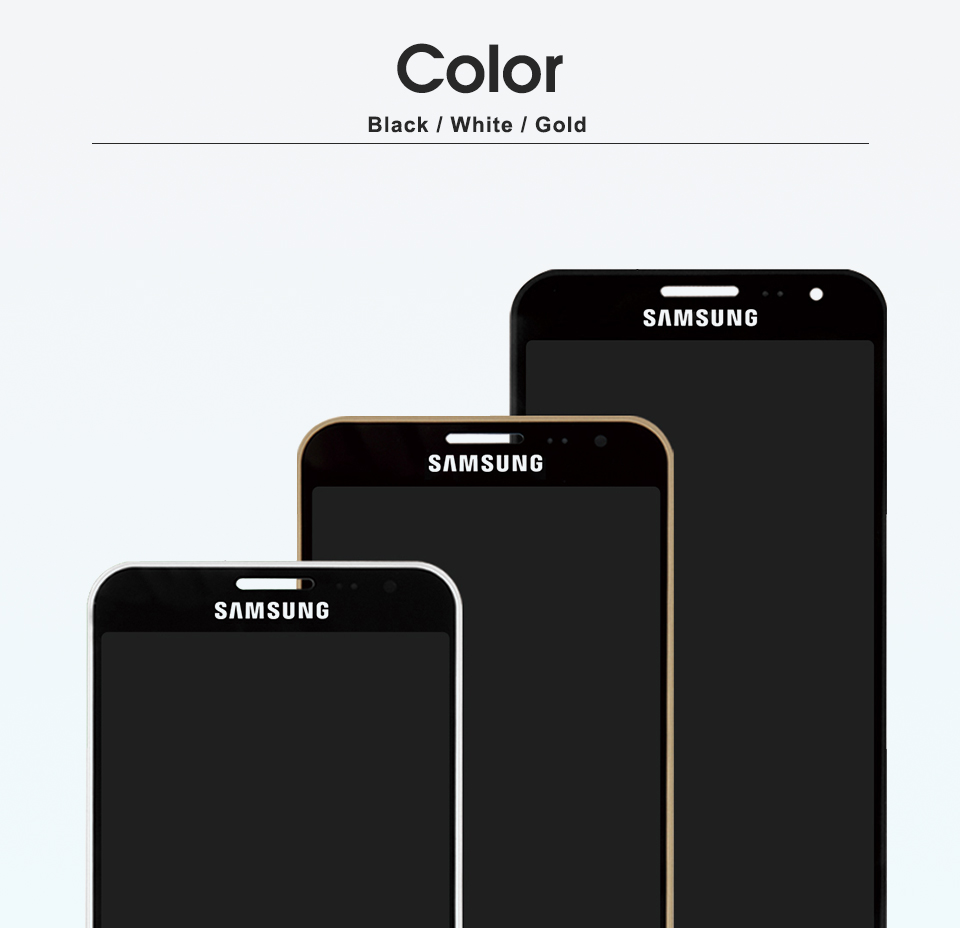 HTB1Ay1hQSzqK1RjSZFLq6An2XXa4 J320F LCD For Samsung Galaxy J3 2016 J320 LCD J320A J320FN J320M LCD Display With Touch Screen Digitizer Assembly Free shipping