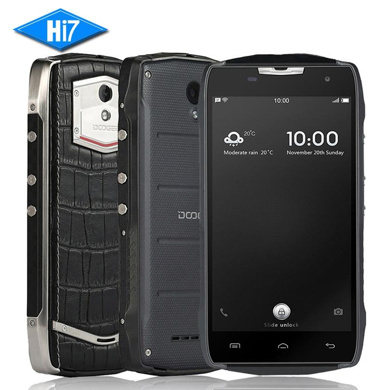 NEW Original DOOGEE T5 Waterproof 4G LTE Smartphone 3GB 32GB 4500mAh 5 MTK6753 Octa Core Android