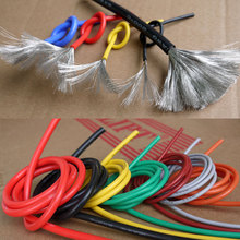 18AWG Flexible Silicone Wire Cable Soft High Temperature Tinned copper UL VW-1