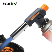 WALFOS 920 Wind Moisture Proof Waterproof Fully Automatic Electronic Flame Gun Lighter