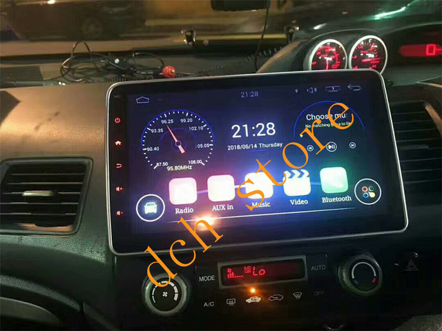 10.1 inch 360 degree rotate Android 8.0 Car DVD Player GPS radio universal navigation for all the cars deckless 2 din single din