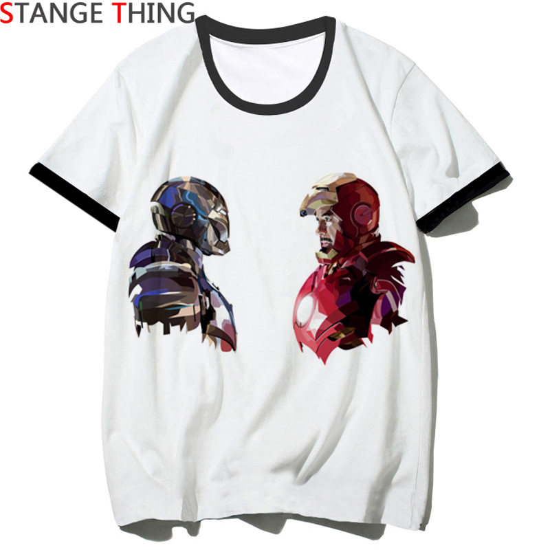 ALI shop ...  ... 33015832083 ... 5 ... I Love You 3000 Thanks Tony Iron Man T Shirts Men/women Tony Stark Superhero T-shirt Fashion Tshirt Couple Top Tees Male/female ...