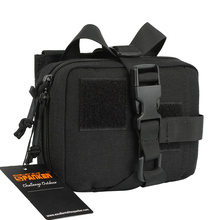 EXCELLENT ELITE SPANKER Molle Medical Pouch EDC Bag Pouch Hunting Bag Pocket Outdoor Military Tactical Camping Accessories Bags