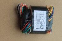 LITE R26 10 40VA Poder transformador 115 V/230 V R núcleo do transformador de Saída: 0 18X2 (0.65A)/0 9X2 (0.65)|Amplificador|Eletrônicos -