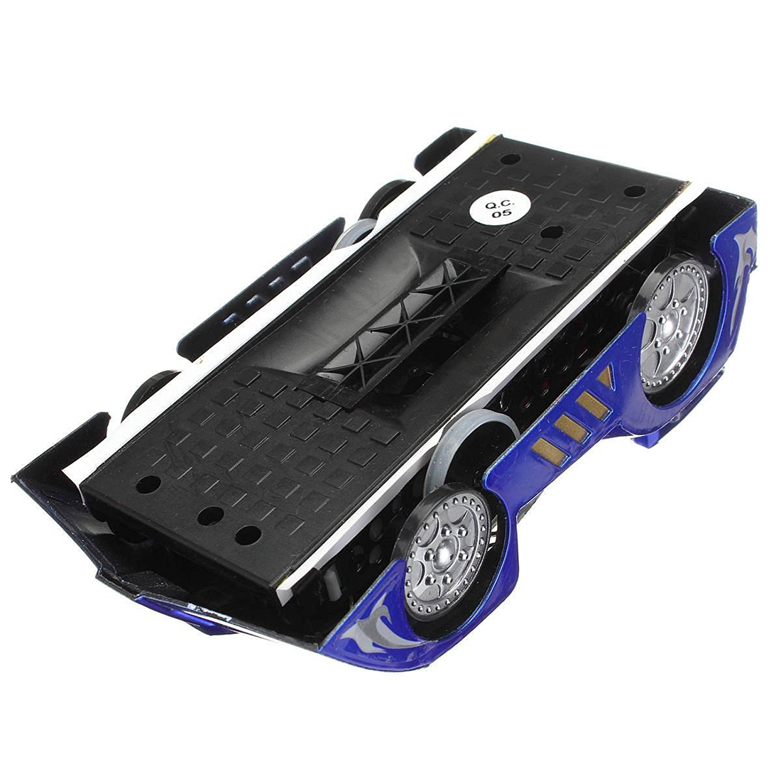 RC Remote Controlled Wall Car Climbing Car Toy Gift Climb Car Race Car Model Infrared Blue