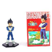 Dragon Ball Z Super Resurrection F Vegeta vitality Dan PVC Action Figure Collection Model Toys Christmas Gift 15CM GS085