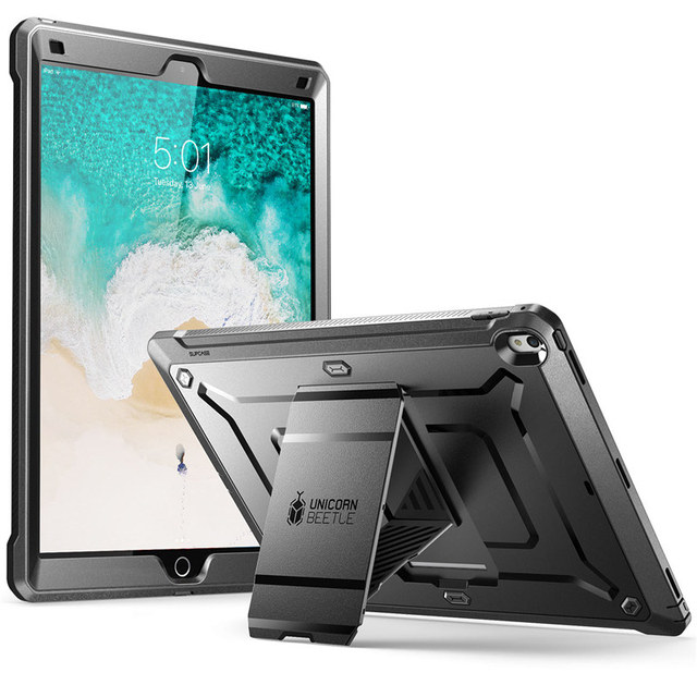 For ipad Pro 12.9 Case 2017 SUPCASE UB PRO Heavy Duty Full body Cover WITHOUT Built in Screen Protector,Not Fit 2018 Version