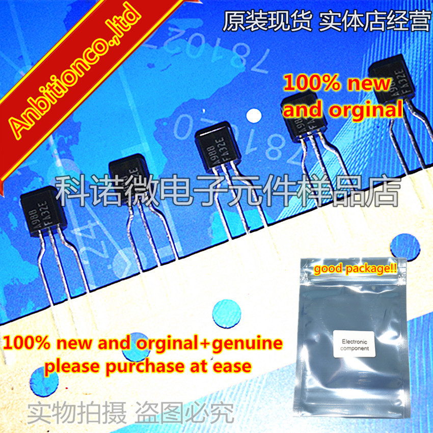 10pcs 100% New And Orginal 2SA988 A988 TO-92 PNP SILICON TRANSISTOR In Stock